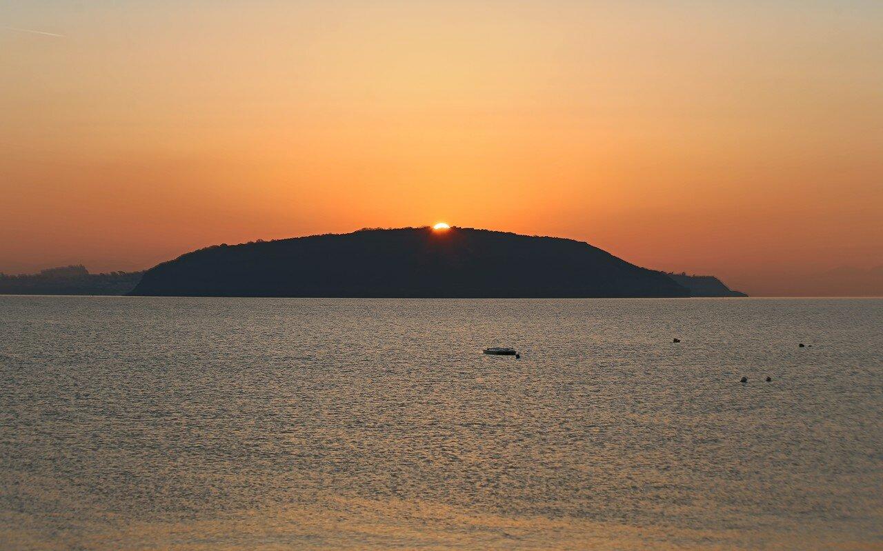 Рассвет в Искья-Понте