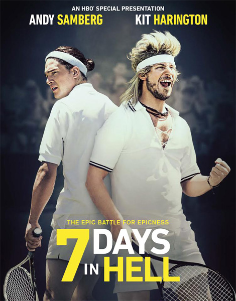 7 ���� � ��� / 7 Days in Hell (2015)