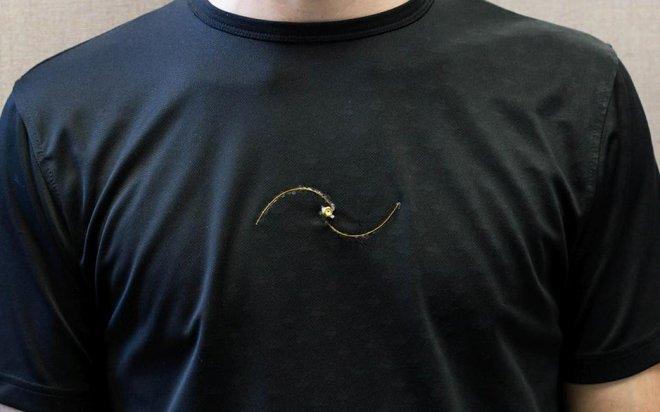 Канадские ученые создали «умную» футболку, отслеживающую интенсивность дыхания