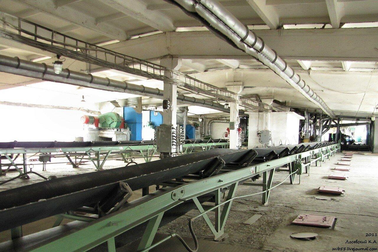 Надсилосный транспортер конвейер в ростове на дону