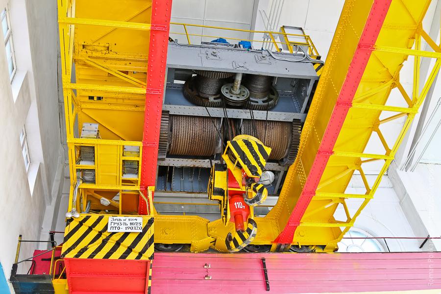 0 cc915 f83b3d04 orig Нива ГЭС 2   первая станция в Мурманской области
