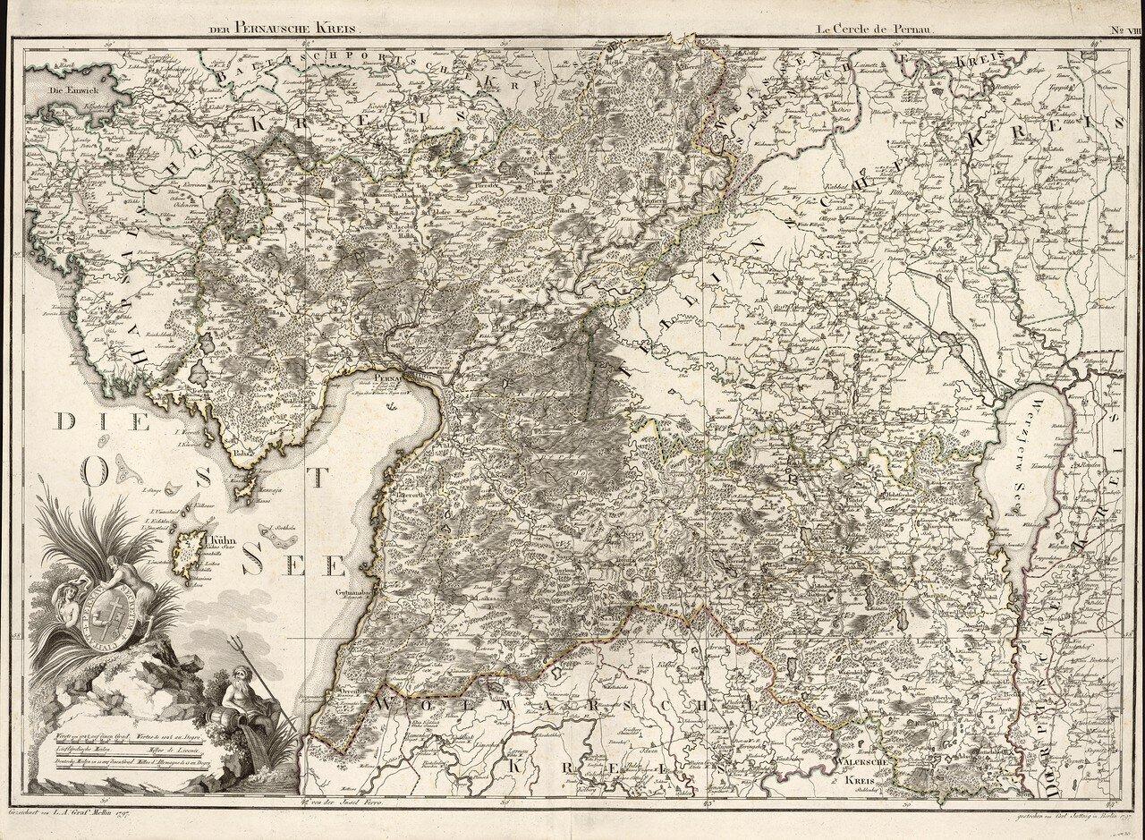 10. 1797. Перновский уезд