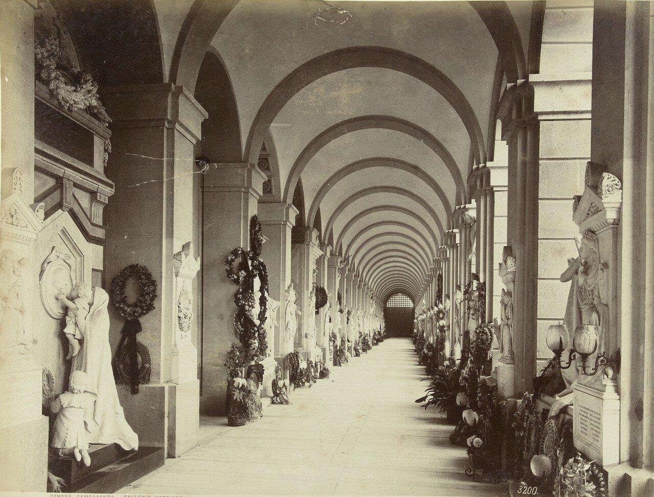 Монументальное кладбище Стальено