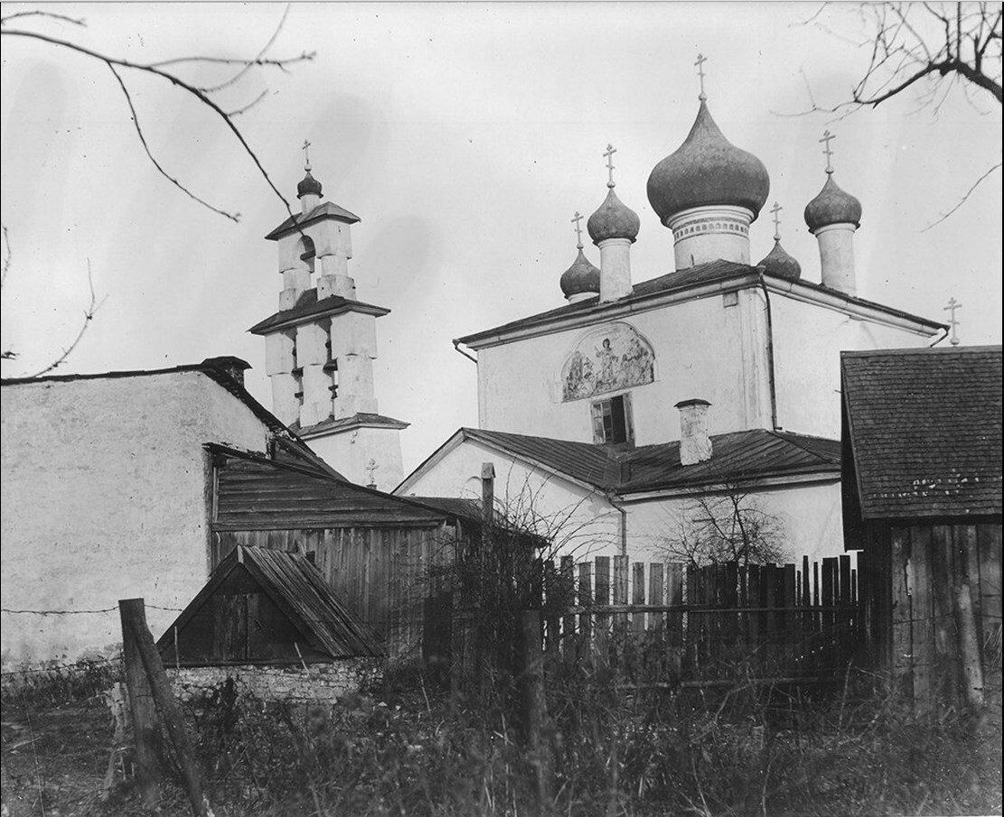 1930-е. Храм Николы Явленного на Торгу