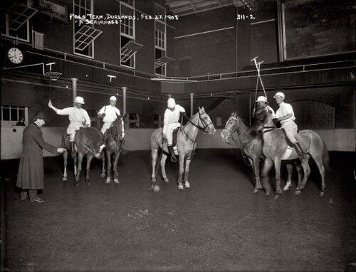 Старые американские фотографии лошадей