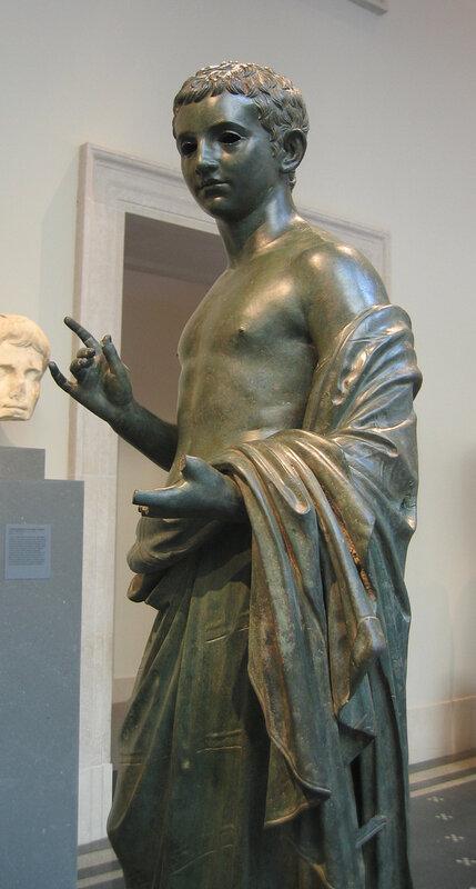 Юный римлянин