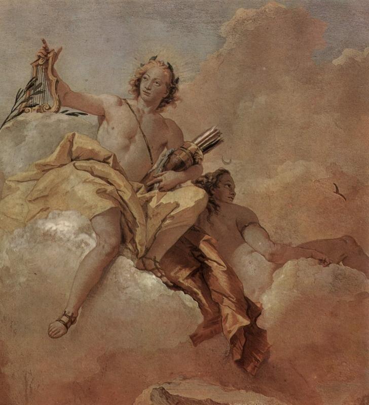 Аполлон и Диана