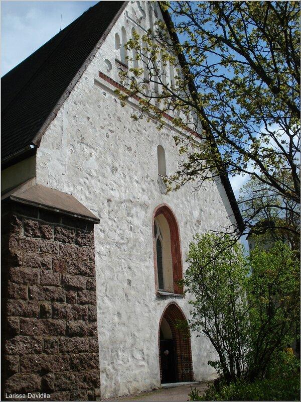 Pyhtään kirkko