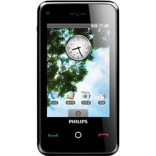 """Philips V808 - """"гуглофон"""" с GPS-навигацией"""