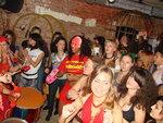 хеллоуин-концерт Маракату в клубе Squat (31-10-2009)