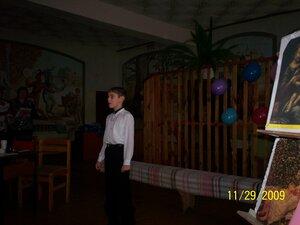 Поёт Дима Колбасов