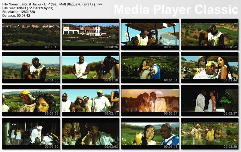 Laroo & Jacka - DIP (feat. Matt Blaque & Keira D.)