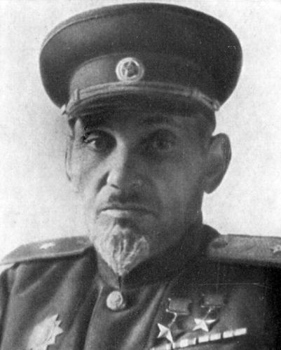 С.А. Ковпак (1944 г.)