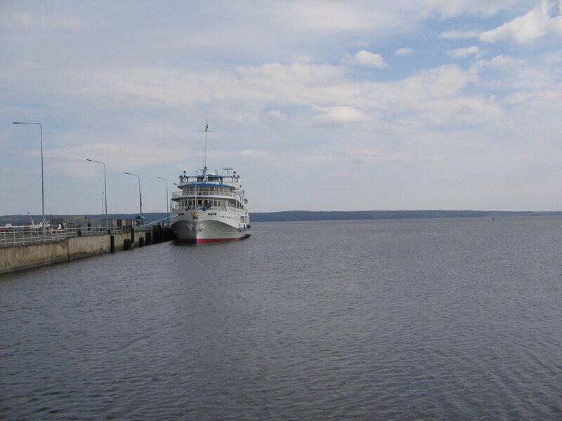 Петрозаводск, пассажирский порт