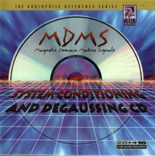 Sheffield lab - MDMS System Conditioning and Degaussing CD (1996) FLAC