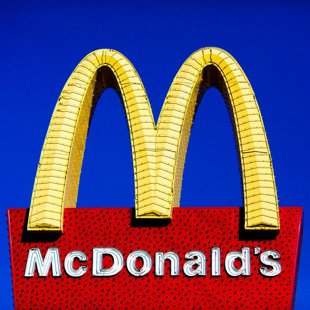 6. Логотип McDonald's более распространен, нежели крест. (Thomas Hawk/CC BY-NC 2.0)