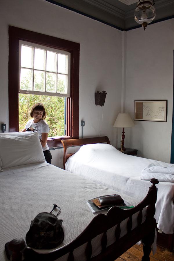Бразилия, отель в Ору-Прету