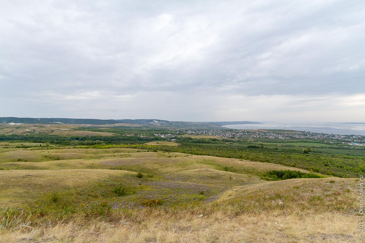 Гора Каланча Хвалынск 4