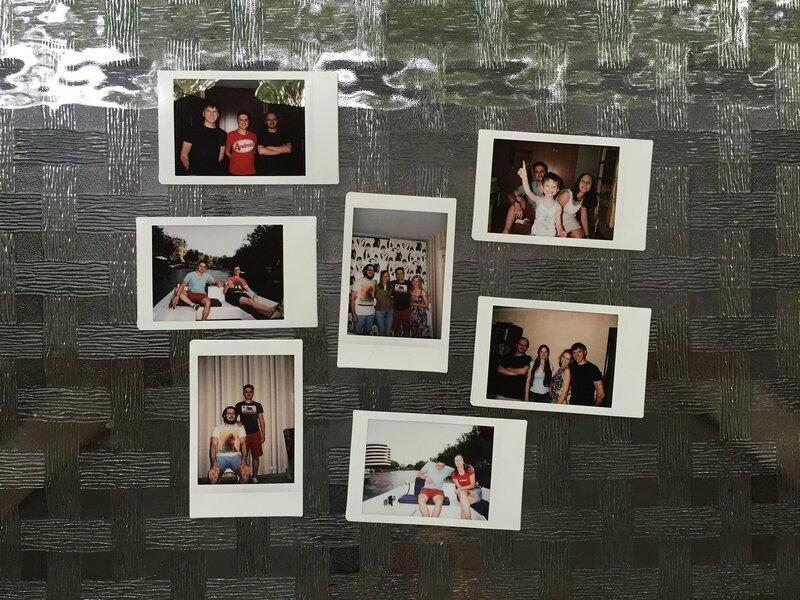 Фотографии Fujifilm Instax Mini 8