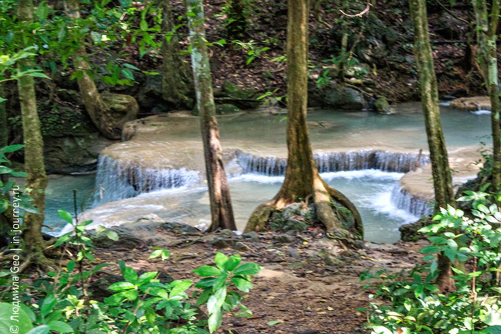 водопад эраван как добраться из паттайи