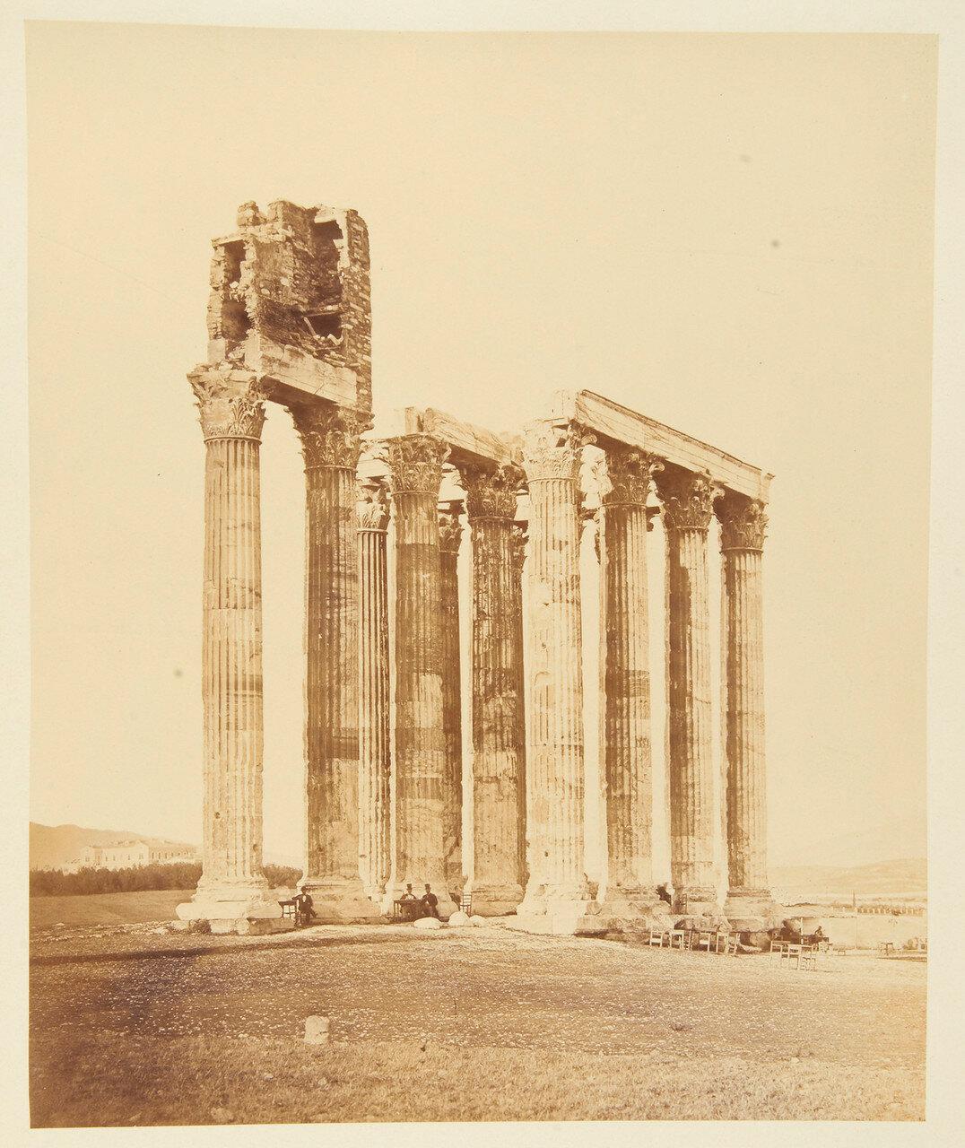 1862. Храм Зевса Олимпийского