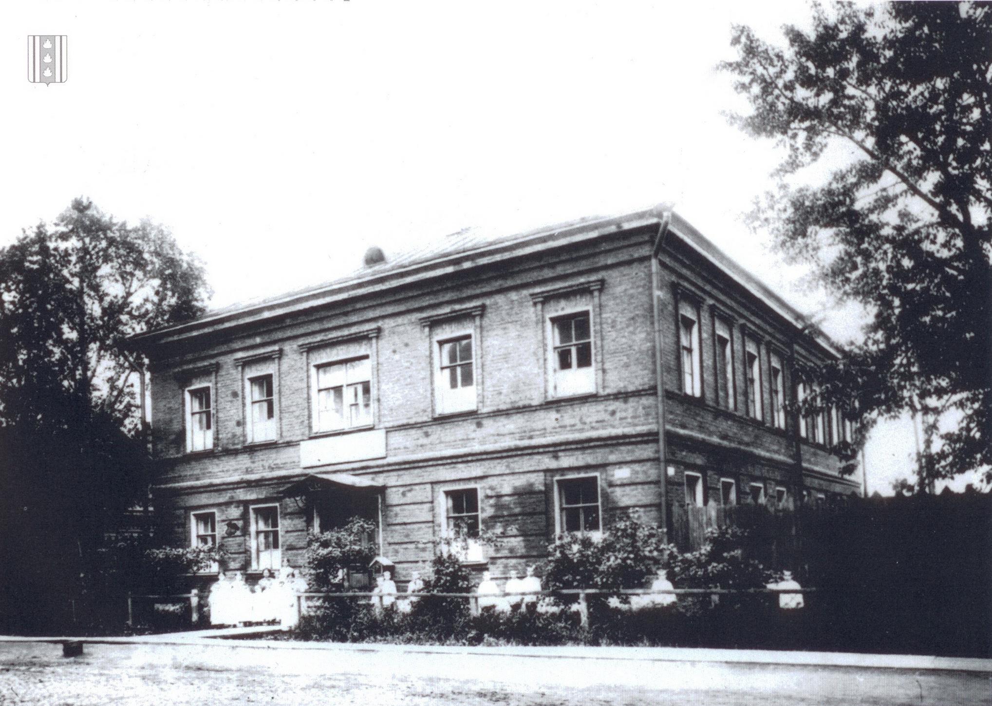 Колпино. Приют Св. Николая Чудотворца