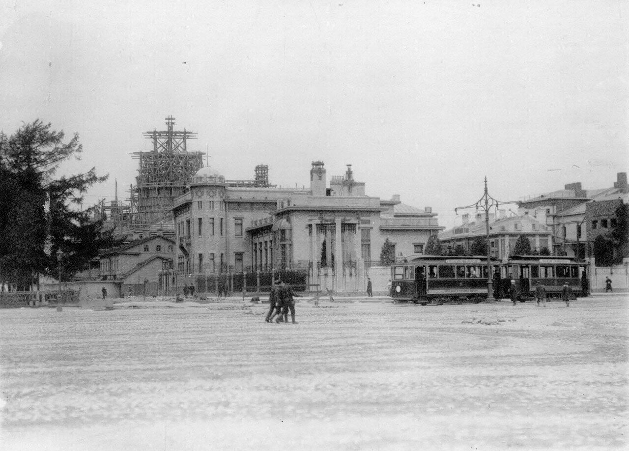02. Особняк М.Ф.Кшесинской - дом №2 (архитектор А.И. фон Гоген, 1904-1906)