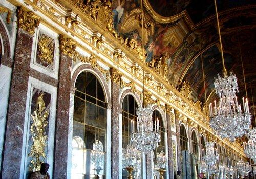 Зеркала Версаля