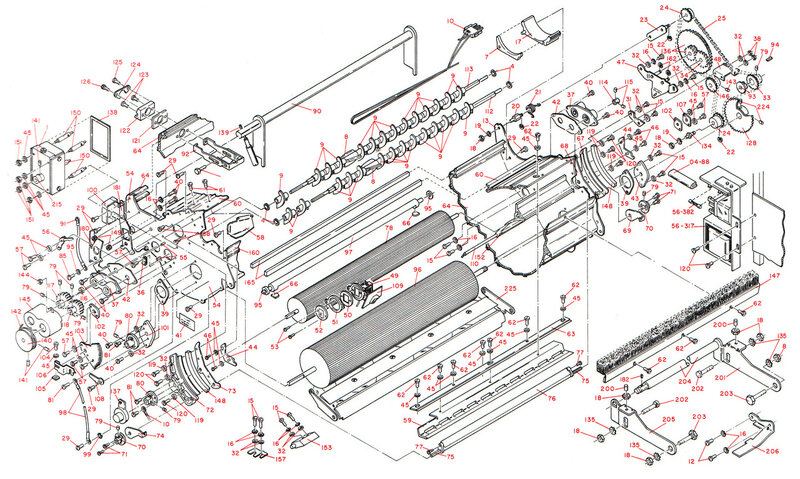 IBM Series III Copier/Duplicator, Руководство по сборке