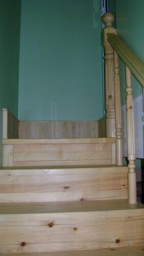 лестница(сосна)