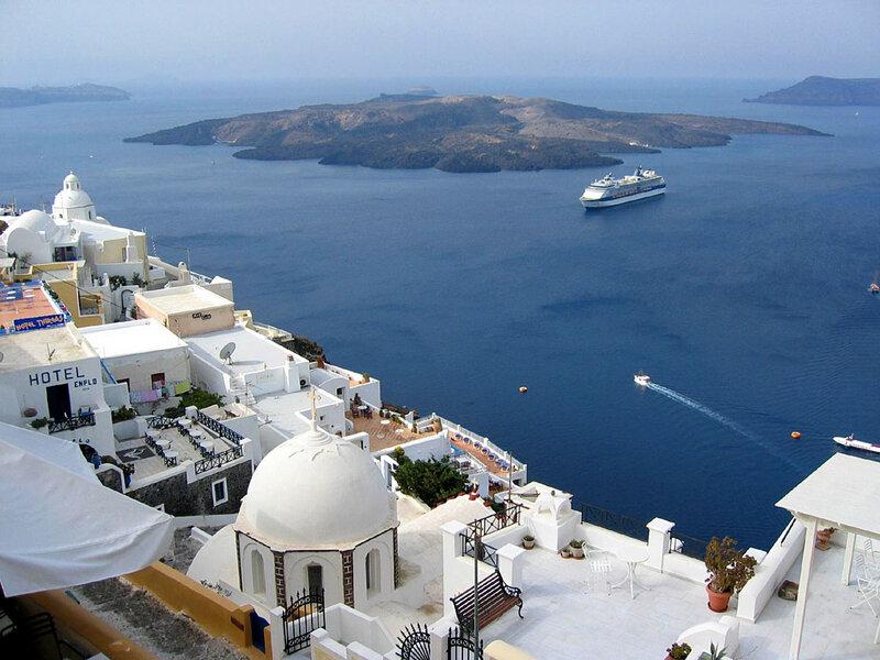 Santorin Greece 1172746193