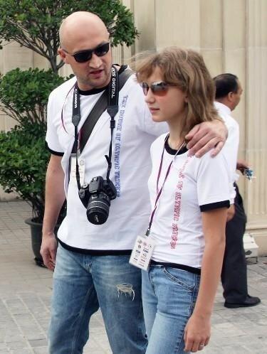 Дети российских знаменитостей фото