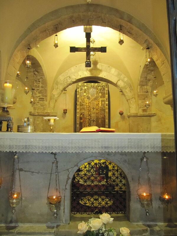 Мощи Святого Николая Угодника