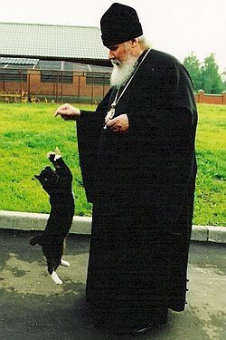 Почему церковники любят мурку