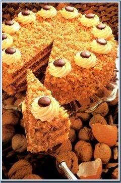Рецепт торта Мужской идеал
