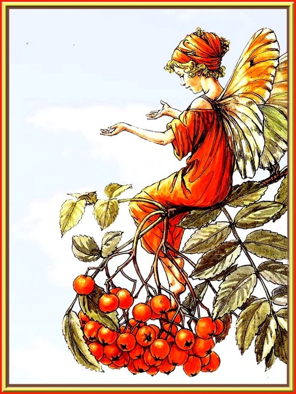 Ретро открытки осень фото, девушке именем лена
