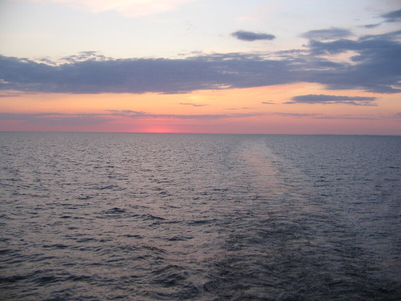 Кижский архипелаг. Онежскаое озеро