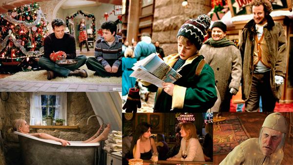 Фильмы для новогодних и рождественских праздников