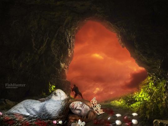 Цифровые рисунки Puppet-Soul