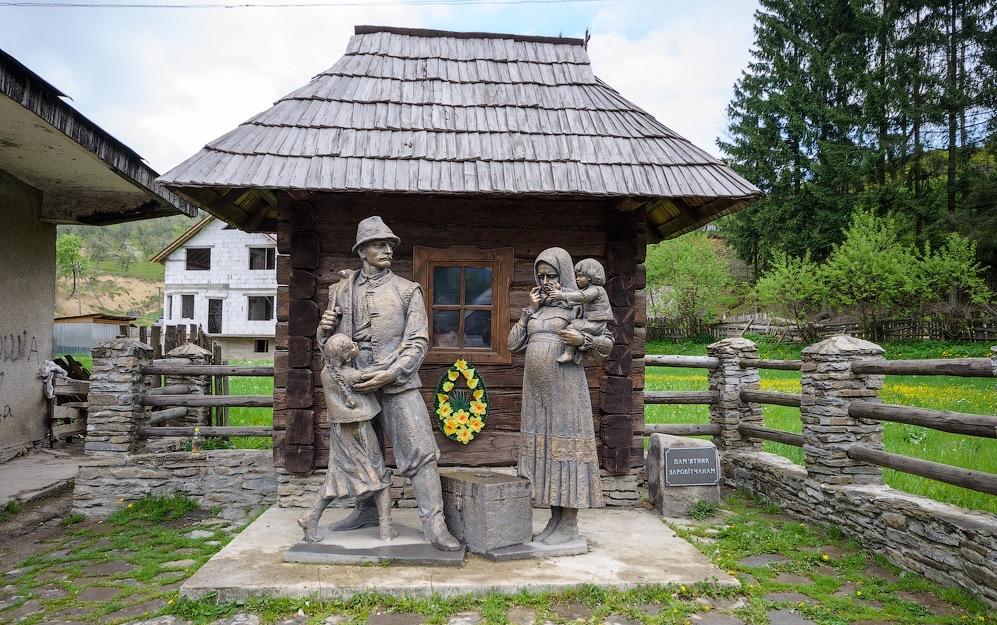 stepan.kiev Колочава, Украина. «Бабушка идедушка»