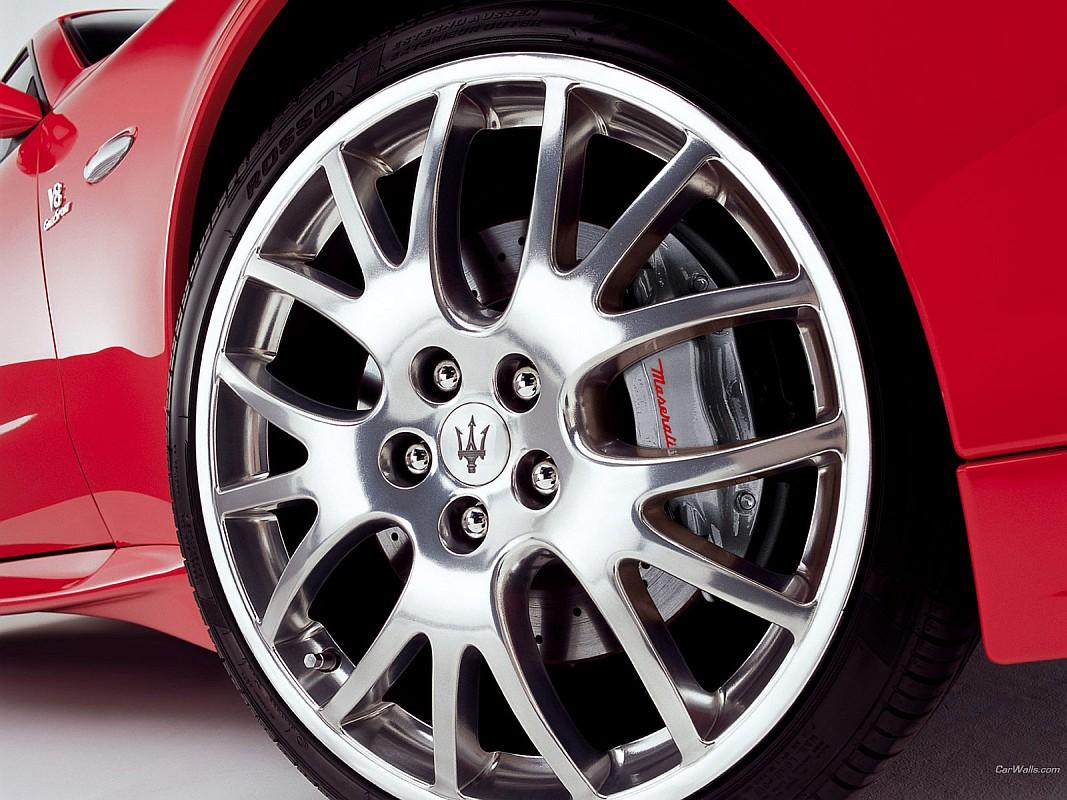 Maserati GranSport Classic