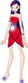 Муза в платье
