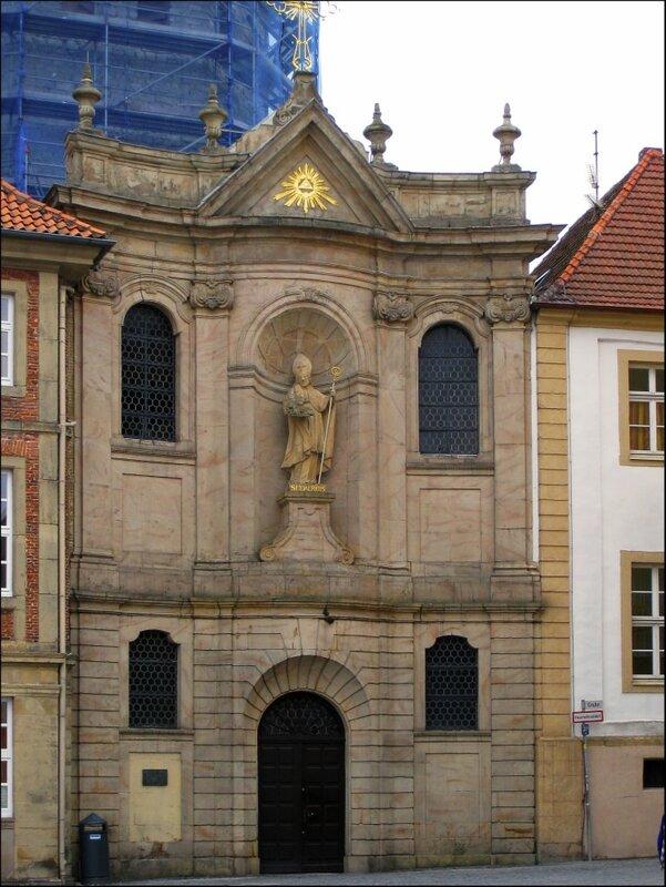 Церковь Св.Ульриха (Gaukirche), Падерборн