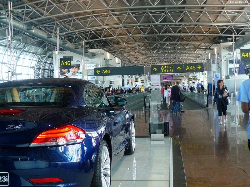 Аэропорт Брюсселя (2).