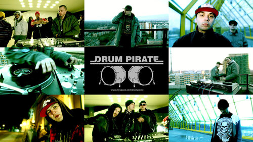 DJ Nik One Feat. Смоки Mo, Tony P - Игра в реальную жизнь (Drum Pirate Remix) 2009