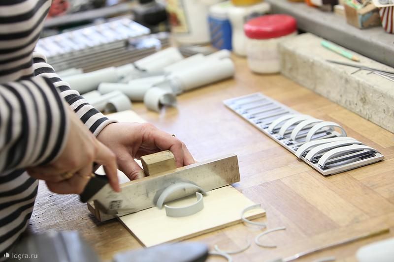 Изготовление голосовых клапанов для голосовой части цельнопланочного выборного баяна