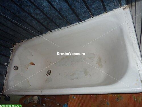 Эмалировка ванн г. Москва, 3й просп. Новогиреево - 01 - ДО