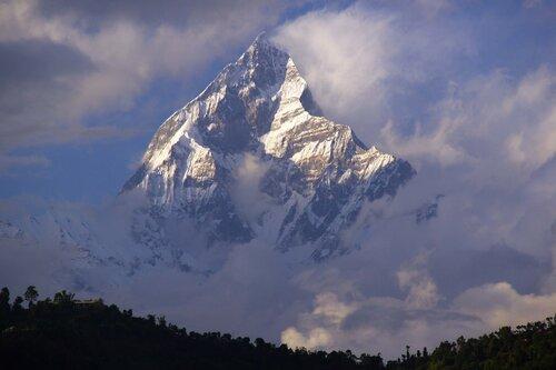 Священная гора Мачапучаре