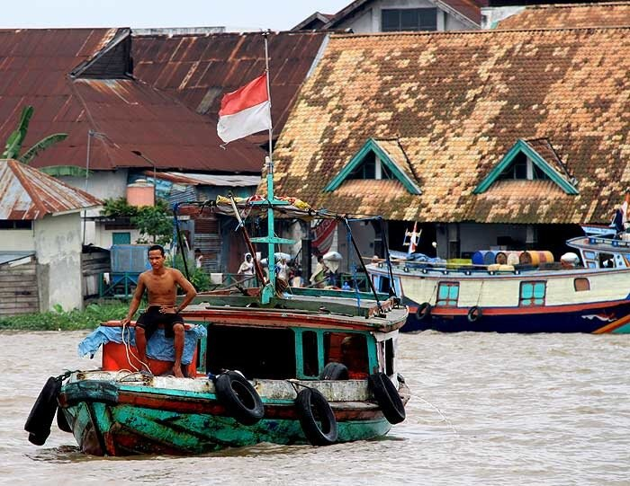 Палембанг: жизнь на воде-2