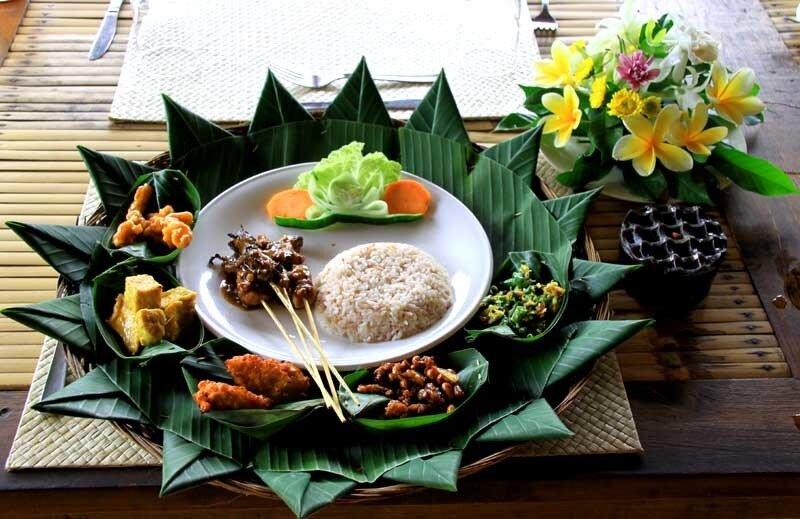 Балийская еда
